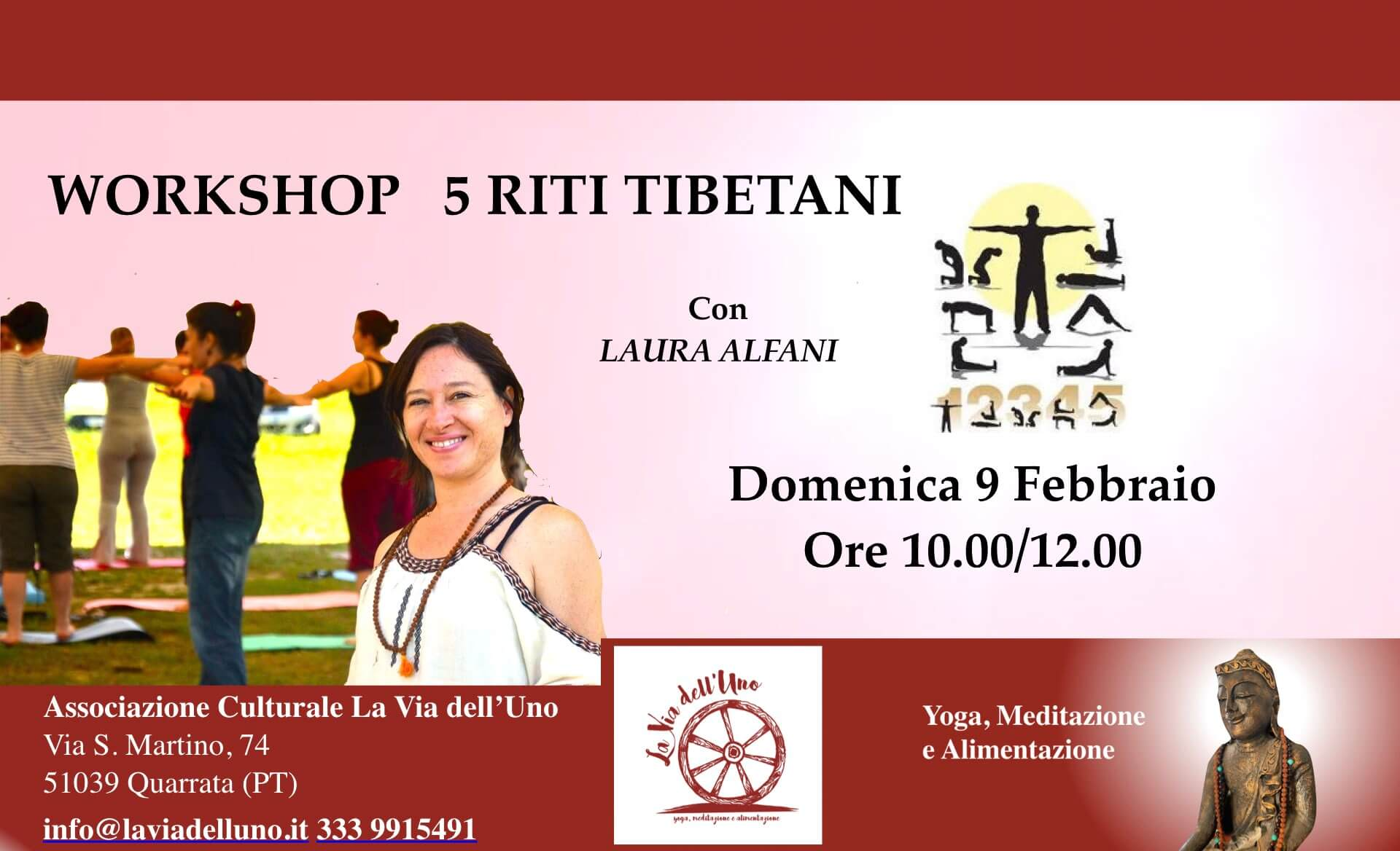 5 Riti Tibetani Workshop