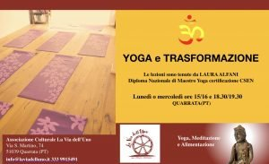 Yoga a Quarrata