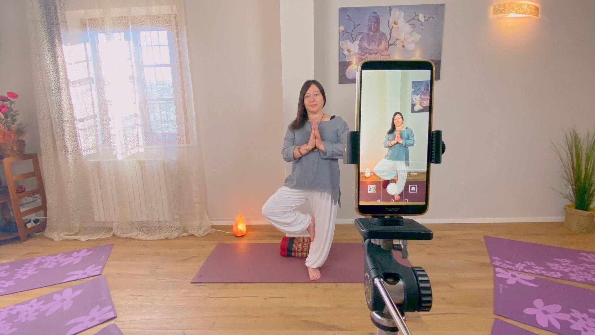 Yoga con Laura alfani